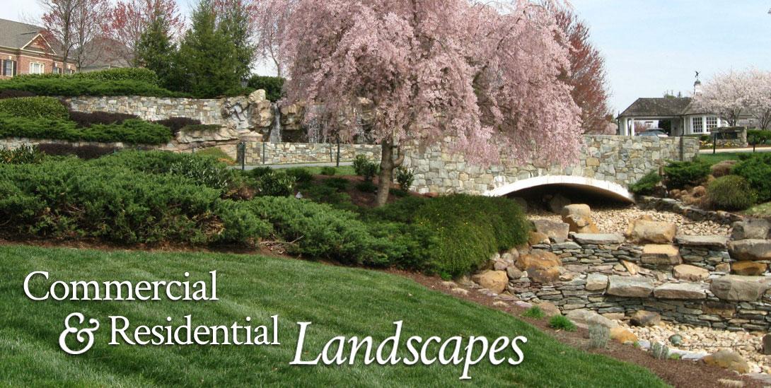 Residential Custom Stonework And Masonry. Seasonal Landscape Services. Landscape  Maintenance
